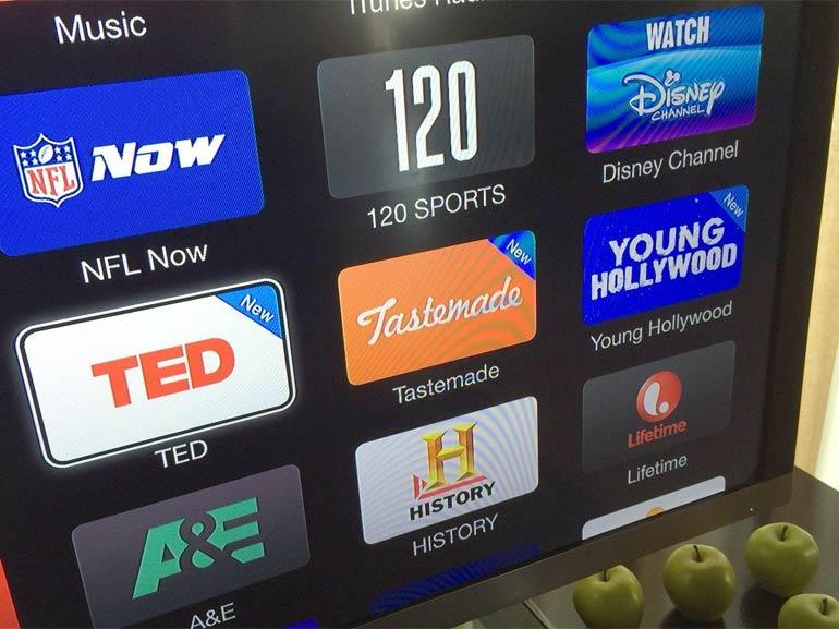 Pas de streaming en Ultra HD pour la prochaine Apple TV