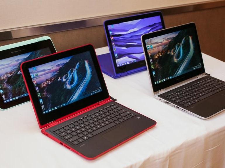 HP renouvelle ses portables hybrides Envy x360 et Pavilion x360