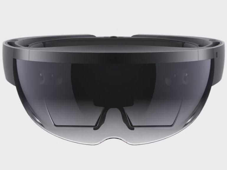 Hololens : 2h30 à 5h30 d'autonomie pour un écran de 15 pouces à 60 cm des yeux
