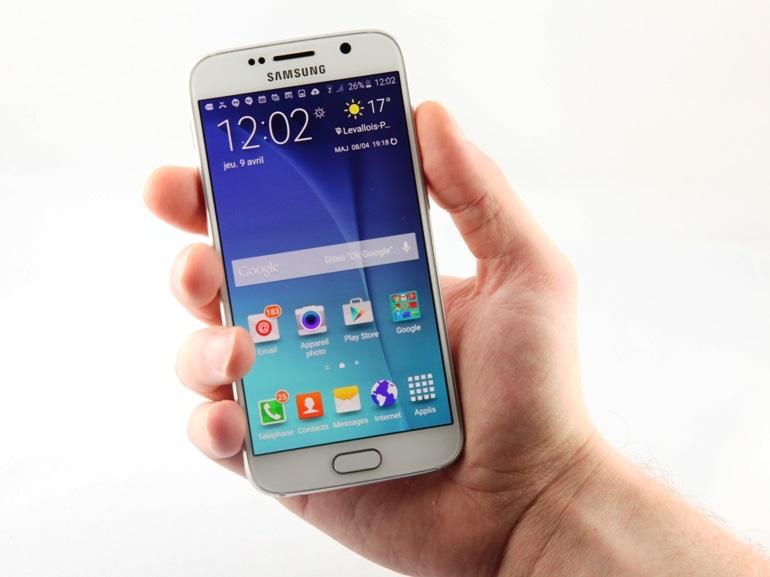 Bon plan : Samsung Galaxy S6 à 465€