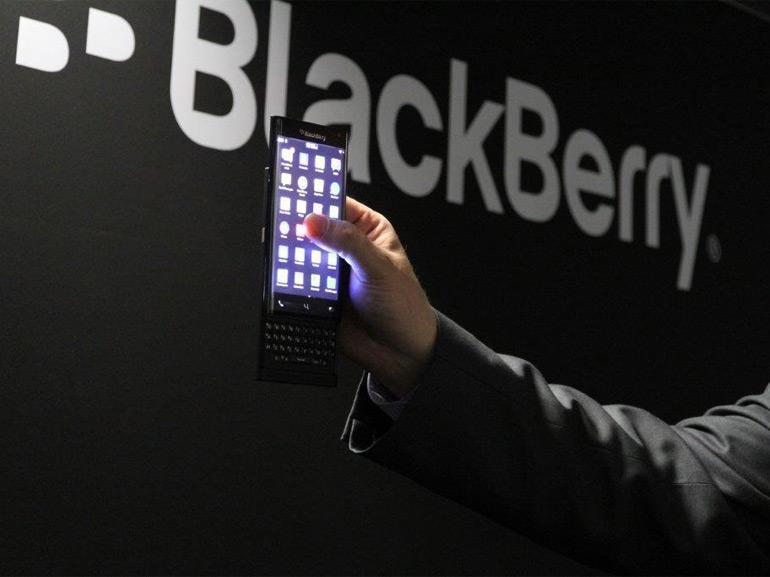 Les prochains BlackBerry animés par Android ?