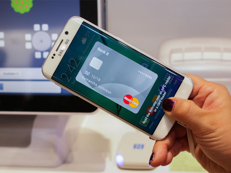 Samsung Pay sera compatible avec PayPal dès son lancement