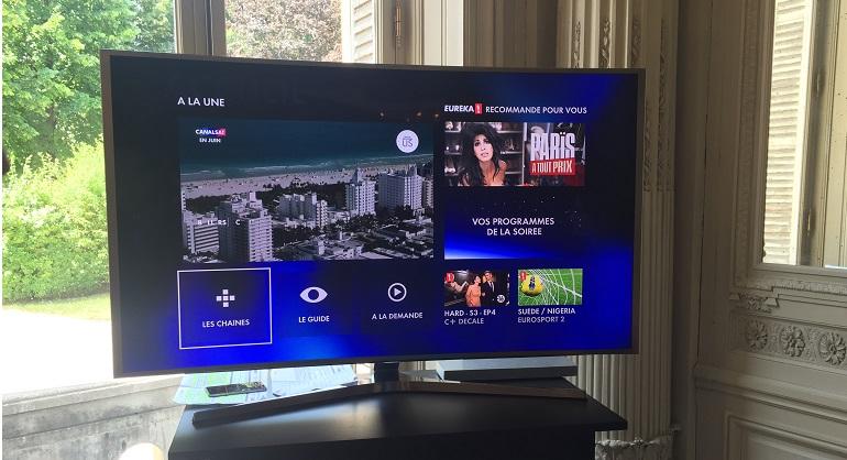 100% genuine good service lowest price Canal + présente le Cube S - CNET France