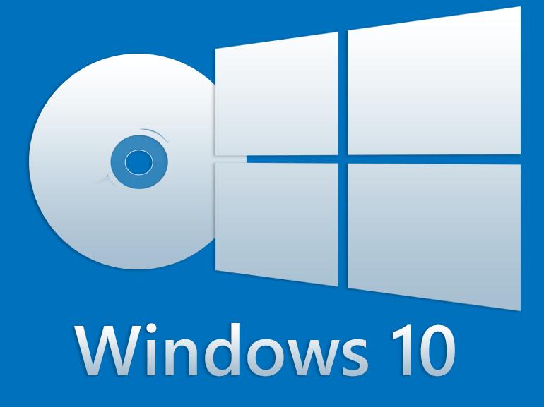 Windows 10 : des fichiers ISO pour tester l'installation de la build 15042