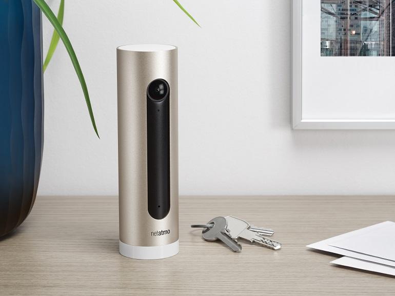 Netatmo Welcome : une caméra de surveillance connectée, la reconnaissance faciale en plus