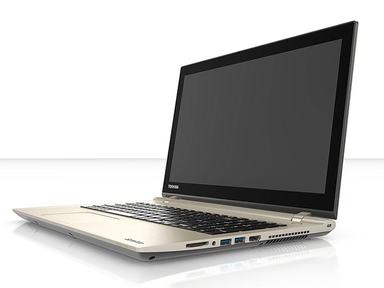 Satellite P50 : Toshiba préprare la rentrée avec ses PC portables haut de gamme