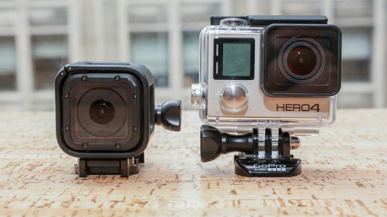 GoPro Hero 4 Session