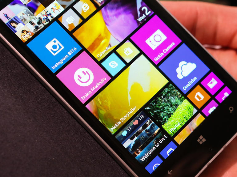 Windows 10 mobile : les premiers Lumia à en béneficier sont...