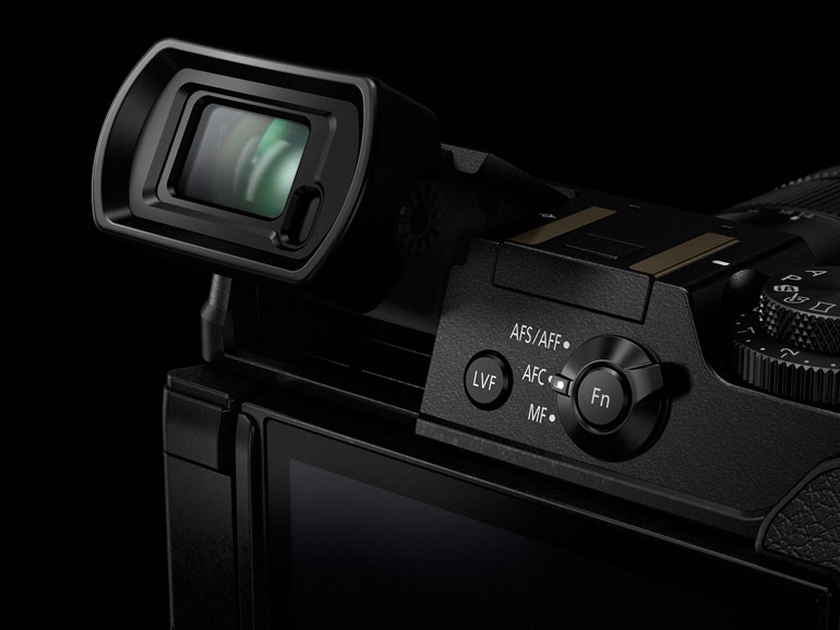 Panasonic Lumix GX8 : nouveau capteur et double stabilisation