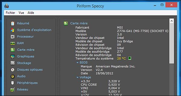 Composant de PC