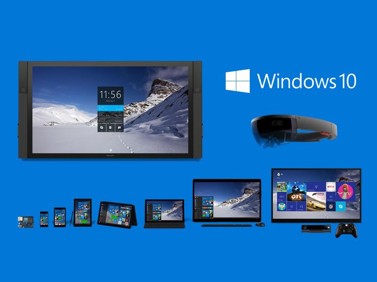 Windows 10 passe devant Windows Vista et Windows 8