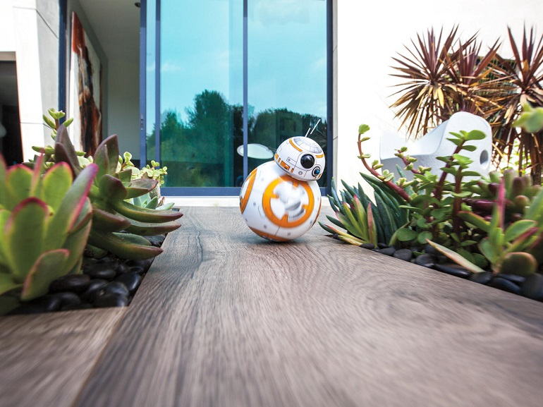 Bon plan : le robot Sphero Star Wars BB-8 à 79€ au lieu de 149