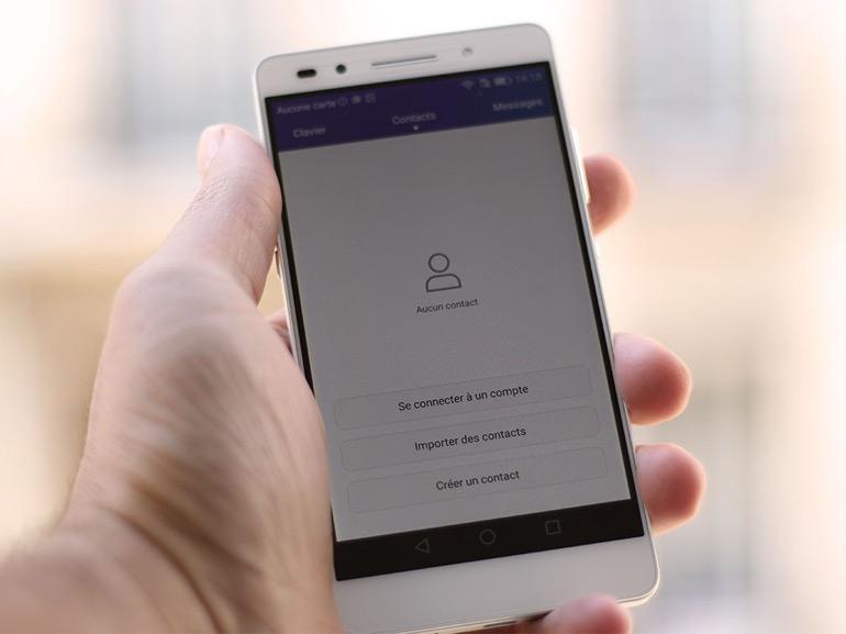 Honor 7 : transférer ses contacts et son calendrier depuis un iPhone ou un téléphone Android