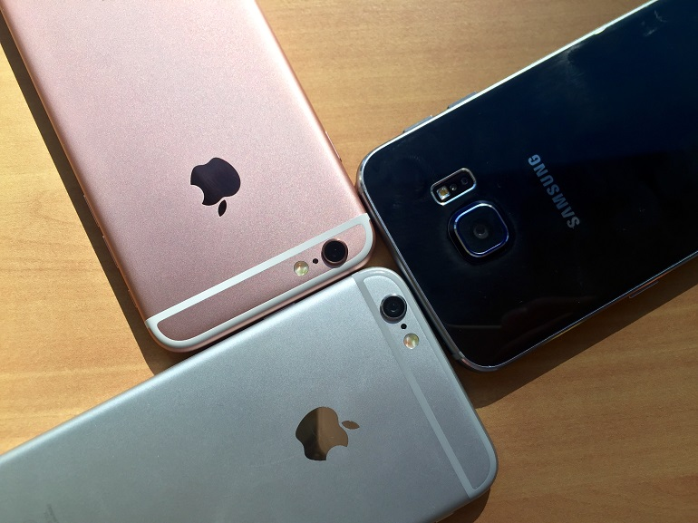 iPhone 6s vs iPhone 6 vs Galaxy S6 Edge: lequel fait les plus belles photos ?