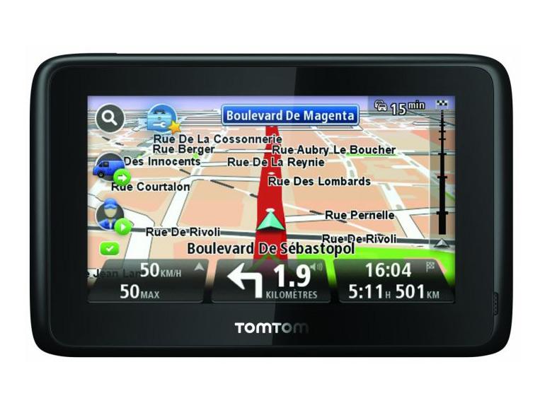 tomtom mise à jour carte GPS TomTom : mise à jour gratuite pour certains modèles   CFrance
