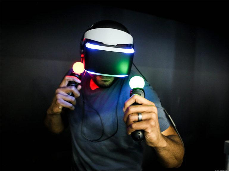 Le Sony Playstation VR est disponible à la précommande