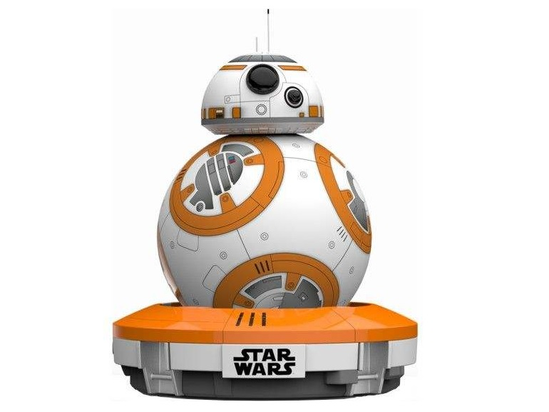 Bon plan : robot Star Wars Bb-8 à 140€