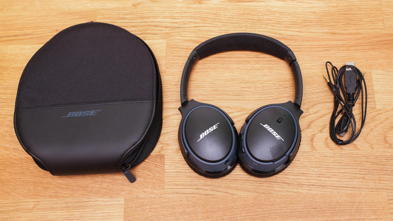 casque bose qc 25 ou soundlink 2
