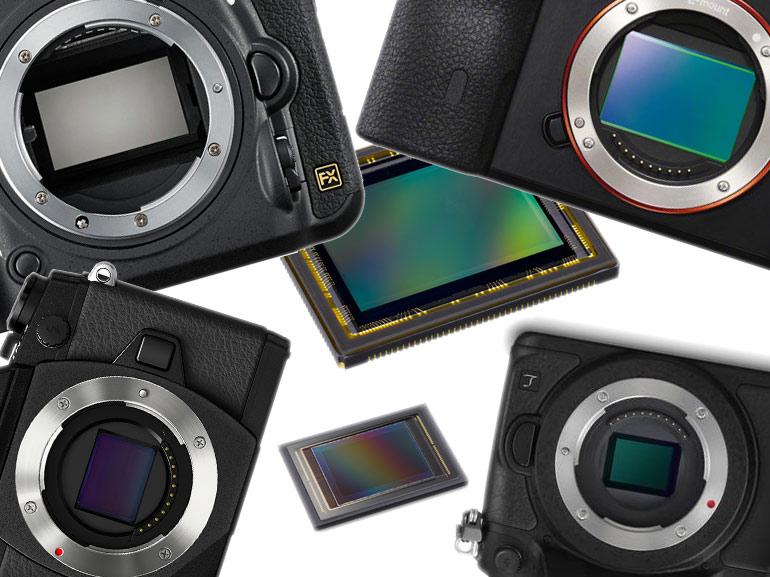 Photographie : plein format, APS-C, 4/3... comprendre la taille des capteurs