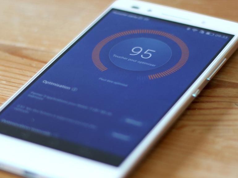 Honor 7: bien gérer la mémoire, les performances et l'autonomie de son smartphone