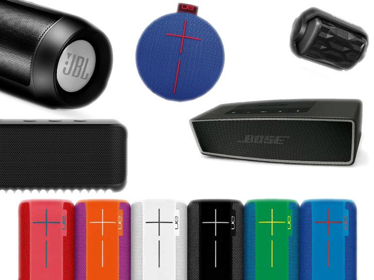 Les meilleures enceintes portables (Bluetooth) de janvier 2020