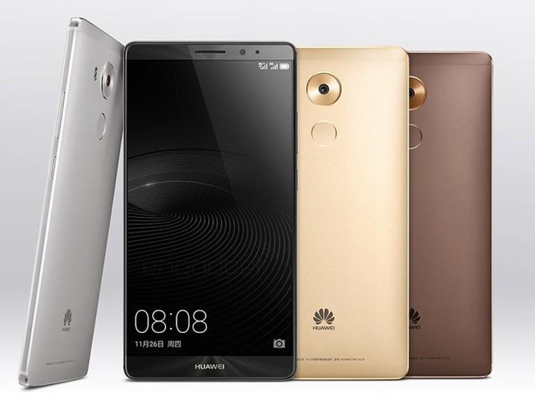 Huawei : une conférence le 3 novembre, sans doute pour le Mate 9