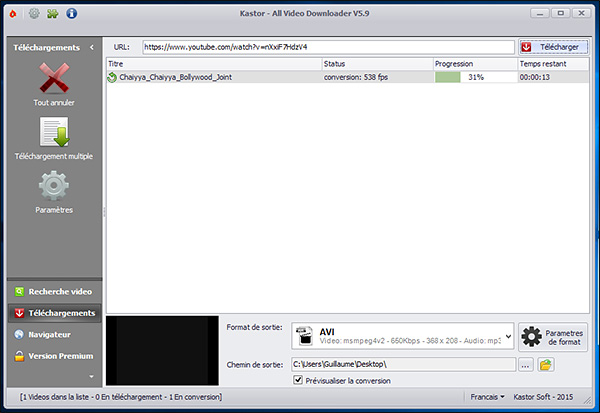 Kastorsoft All Video Downloader