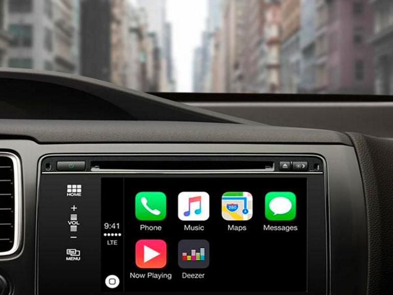 Deezer désormais compatible avec Apple Carplay