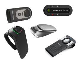 Les meilleurs kits main-libre Bluetooth pour voiture en 2019