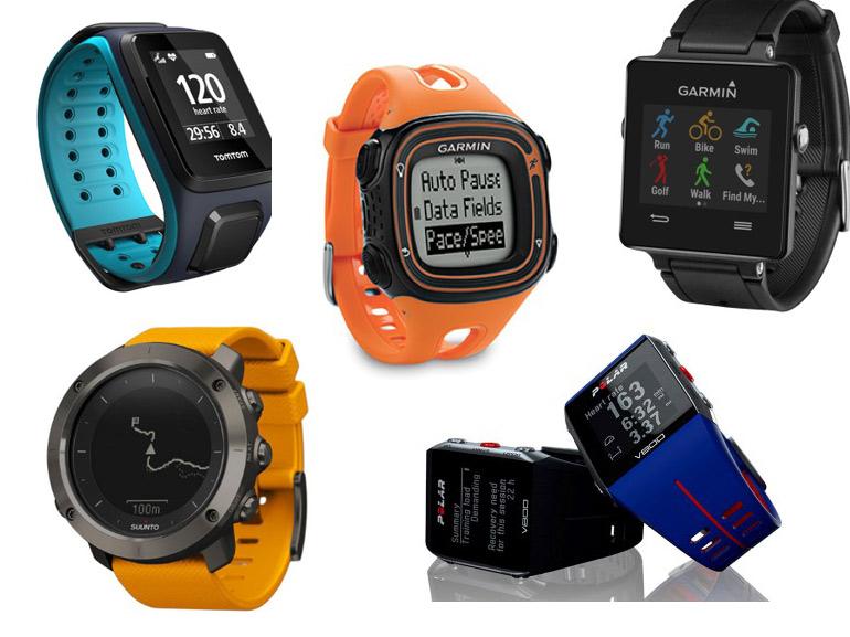 sensation de confort emballage fort pas cher Les meilleures montres sport GPS - CNET France