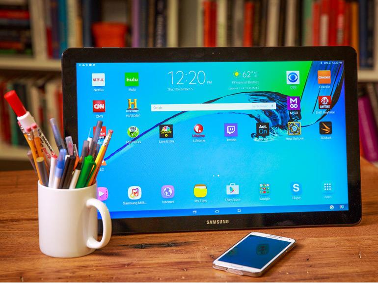 Bon plan : Samsung Galaxy View à 585€ au lieu de 700€