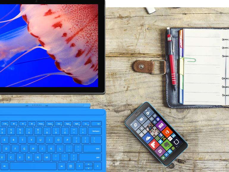 Surface Phone : en 2017 avec Redstone 2 et 3 focalisés sur la mobilité