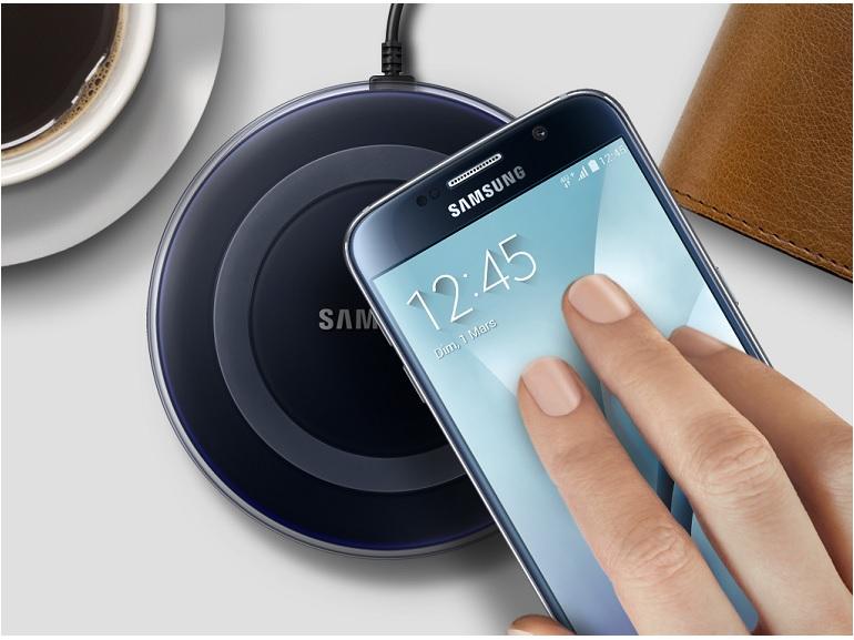 Bon plan : coque transparente + chargeur induction pour Samsung Galaxy S6 à 24€