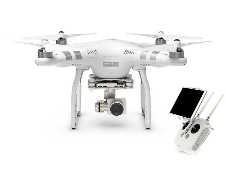 Bon plan : Drone DJI Phantom 3 Advanced à 665€ au lieu de 900€