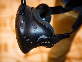 CES 2016 : Vive Pre, le nouveau casque de réalité virtuelle d'HTC