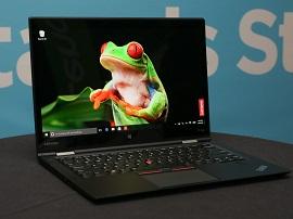CES 2016 : Lenovo ThinkPad X1 Yoga, le premier hybride à écran OLED
