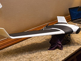 CES 2016 : Parrot Disco, l'aile volante connectée