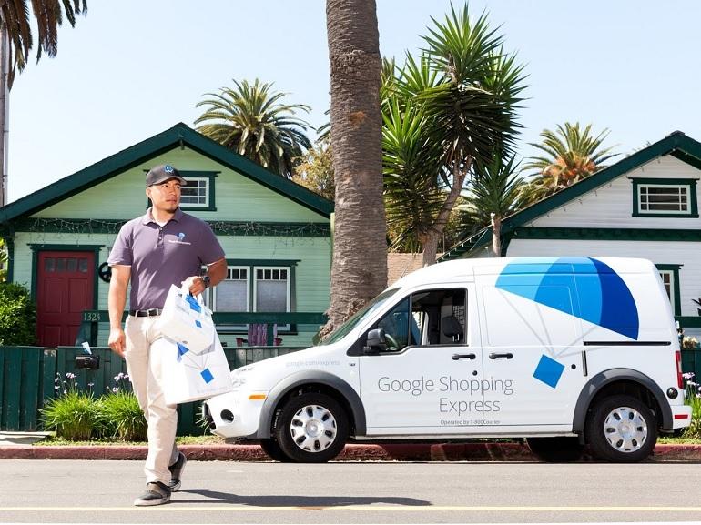Google s'attaque à la livraison de produits frais à domicile