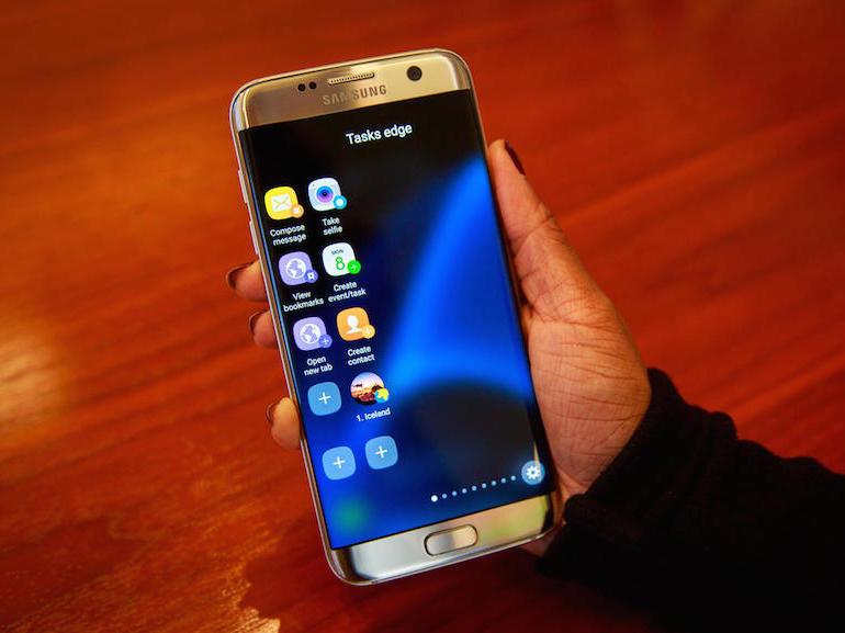 Galaxy S8 : un monstre de puissance doté d'un pico projecteur ?