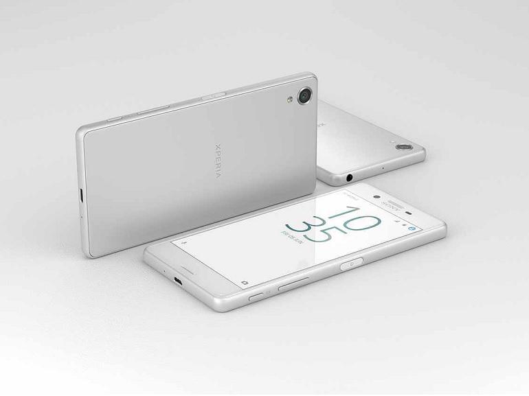 MWC 2016 : Sony officialise une nouvelle gamme de smartphones Xperia X