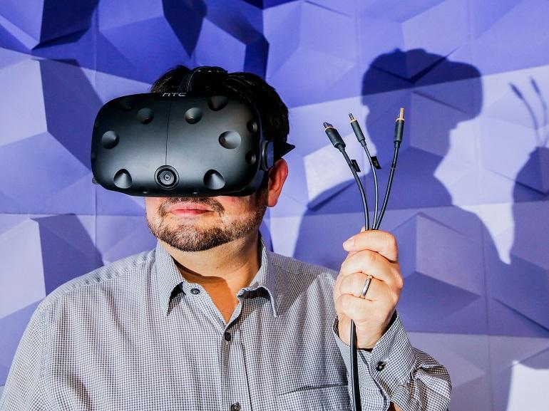 HTC Vive : le prix du casque de réalité virtuelle chute copieusement