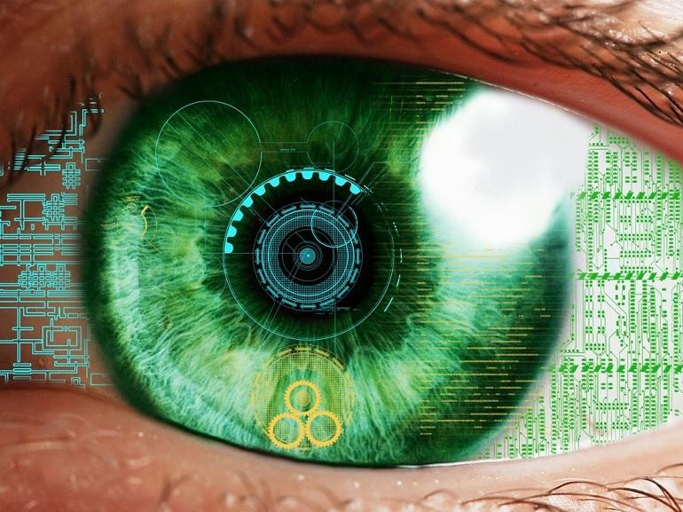 Google, un brevet pour une lentille connectée directement implantée dans l'oeil