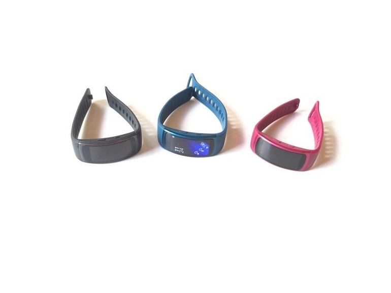 Samsung Gear Fit2 et Gear IconX, notre prise en main