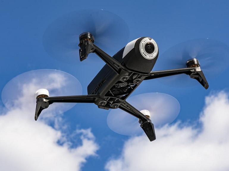Bon plan : drone Parrot Bebop 2 + Skycontroller à 375€ au lieu de 450€