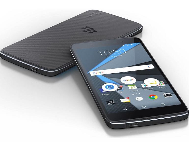 BlackBerry DTEK50, un smartphone