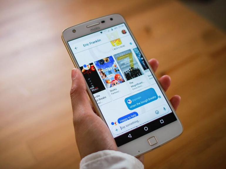 RCS : le successeur du SMS est désormais totalement disponible en France