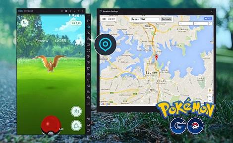 Nox App Player (Pokémon Go version) pour MAC 3.7.1