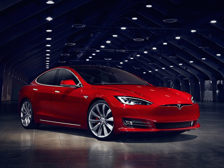 Tesla: une batterie de plus de 600km d'autonomie pour ses Model S et X