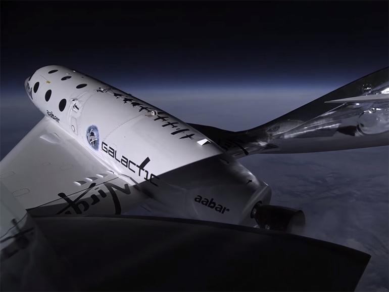 Virgin Galactic obtient l'autorisation d'envoyer des touristes dans l'espace