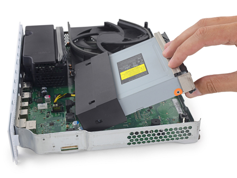 Xbox One S démontée